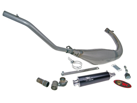 exhaust Turbo Kit Carreras 80 for Rieju RS 2 Matrix 50