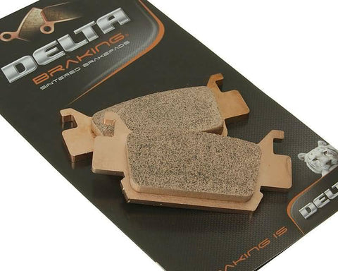 brake pads Delta Braking sintered DB2015QDN