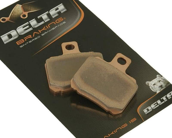brake pads Delta Braking sintered DB2031SR