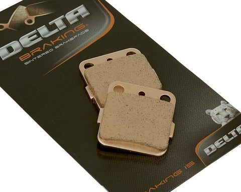 brake pads Delta Braking sintered DB2070QDN