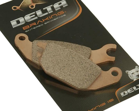 brake pads Delta Braking sintered DB2075RDN