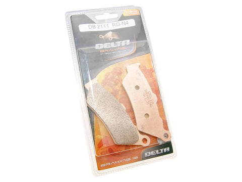 brake pads Delta Braking sintered DB2111RDN