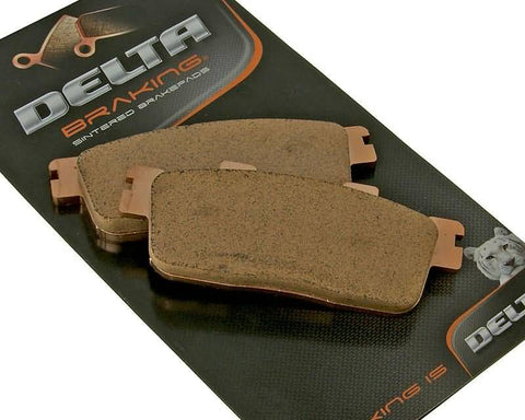 brake pads Delta Braking sintered DB2128QDN