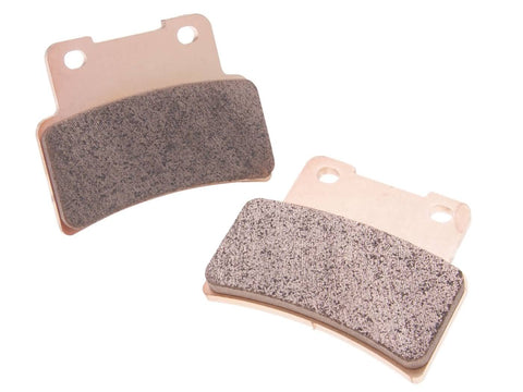 brake pads Delta Braking sintered DB2153RDN