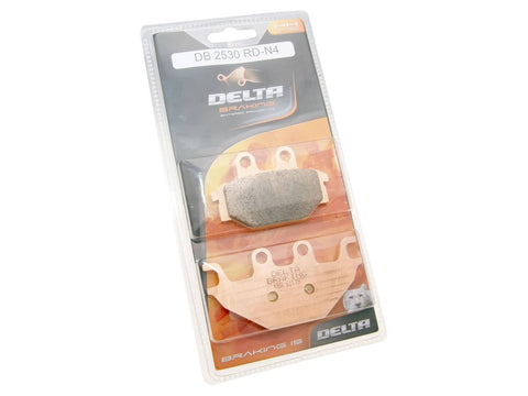 brake pads Delta Braking sintered DB2530RDN