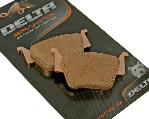 brake pads Delta Braking sintered DB2580QDN