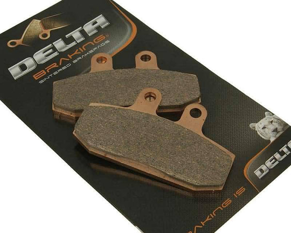 brake pads Delta Braking sintered DB2710SR