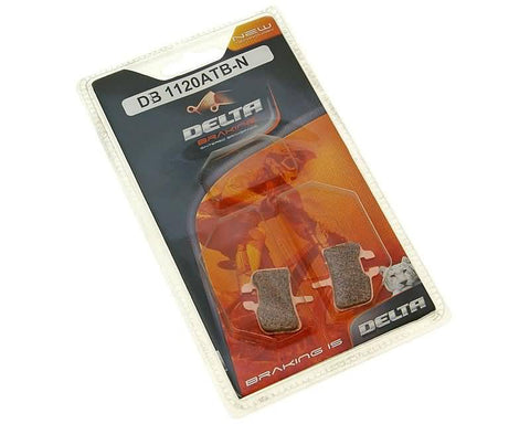 brake pads Delta Braking sintered for Hayes, Promax