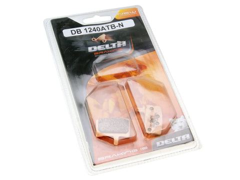 brake pads Delta Braking sintered for Hayes Stroker Trail, Carbon, Gram