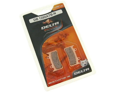 brake pads Delta Braking sintered for Hope Mono 6Ti, Mono 6, Moto 6