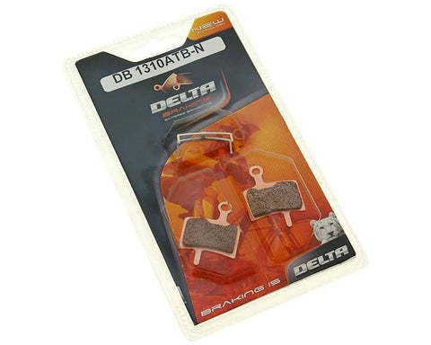 brake pads Delta Braking sintered for Diatech Anchor, Promax