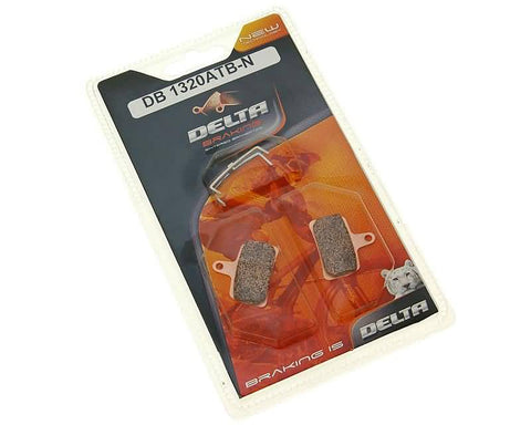 brake pads Delta Braking sintered for Hope Mono Mini