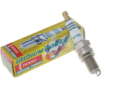 spark plug DENSO IXU27 Iridium Power