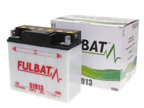 battery Fulbat 51913 DRY incl. acid pack