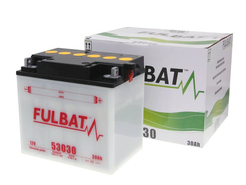 battery Fulbat 53030 / Y60-N30L-A DRY incl. acid pack