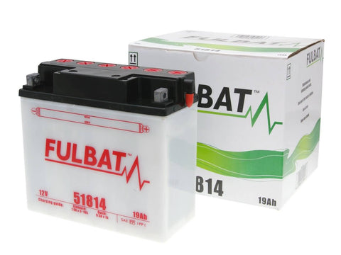 battery Fulbat 51814 DRY incl. acid pack