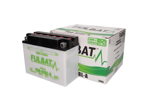 battery Fulbat F50N18L-A DRY incl. acid pack