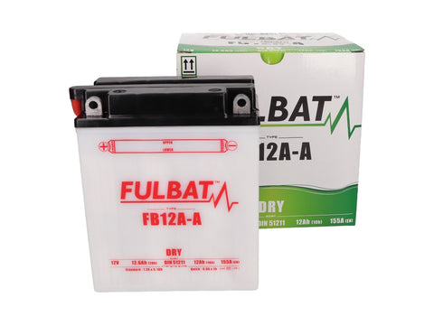 battery Fulbat FB30CL-B DRY incl. acid pack