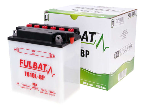 battery Fulbat FB10L-BP DRY incl. acid pack