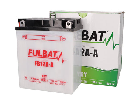 battery Fulbat FB12A-A DRY incl. acid pack
