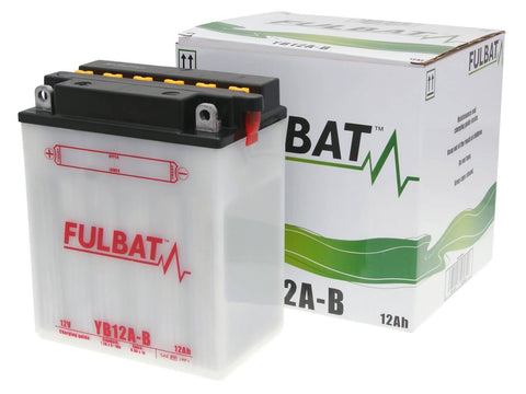 battery Fulbat FB12A-B DRY incl. acid pack