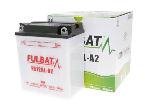 battery Fulbat FB12AL-A2 DRY incl. acid pack