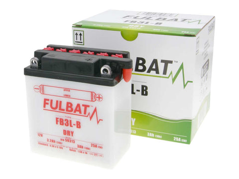 battery Fulbat FB3L-B DRY incl. acid pack