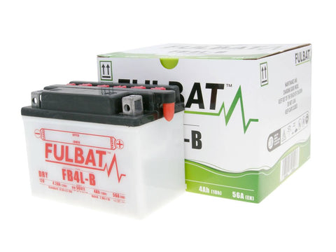 battery Fulbat FB4L-B DRY incl. acid pack
