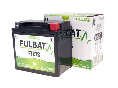battery Fulbat gel cell FTZ7S SLA