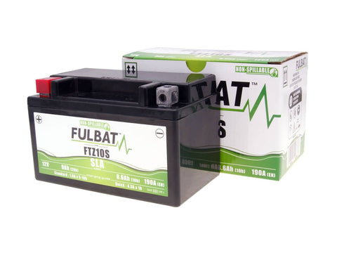 battery Fulbat gel cell FTZ10S SLA
