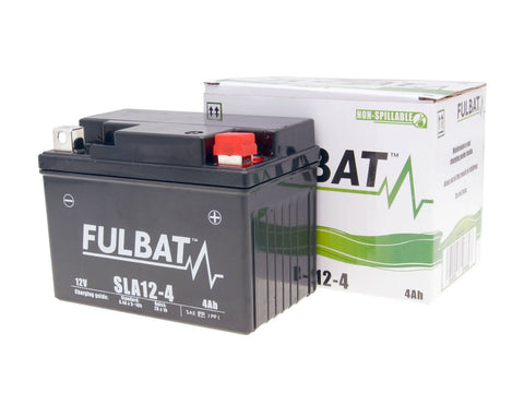 battery Fulbat gel cell FTX4L / FTZ5S SLA