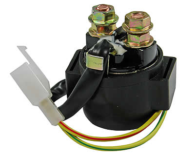 starter solenoid / relay for GY6 125, 150cc 4-stroke