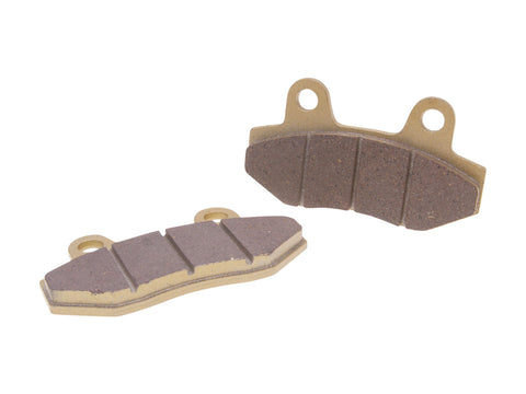 brake pad set for two piston caliper for China