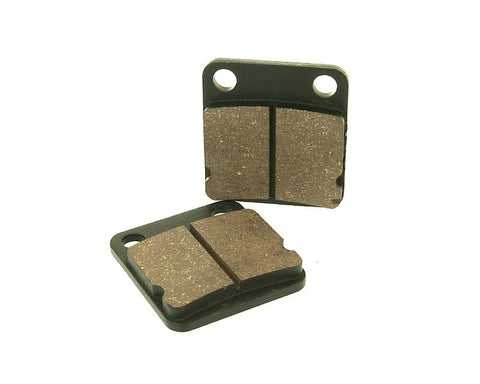 brake pad set for one piston caliper for China 4-stroke