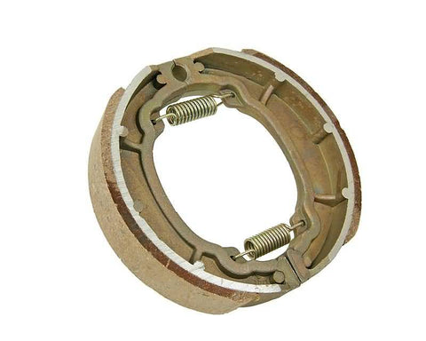 brake shoe set for drum brake 110x25mm