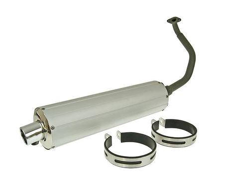 exhaust aluminum for GY6 125/150cc
