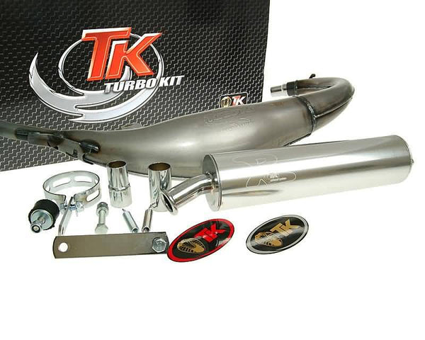 exhaust Turbo Kit Road R for Yamaha TZR 50 all models