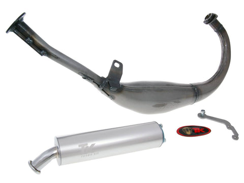 exhaust Turbo Kit Bajo R for Gilera GSM, H@K, Surfer, Zulu 50 (Derbi)