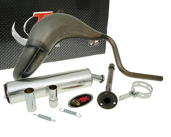 exhaust Turbo Kit Bufanda R for Rieju RRX50 (06-), SMX, MRX, Spike 06-