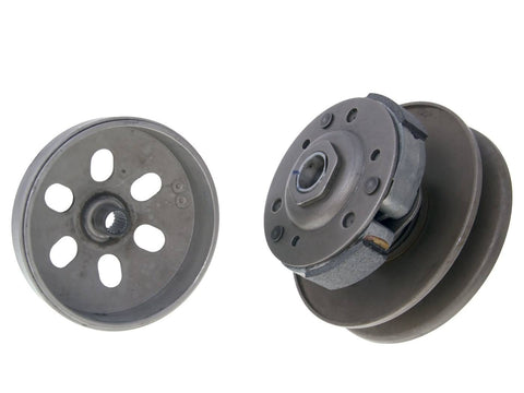 clutch pulley assy with bell for Honda SH125, SH150