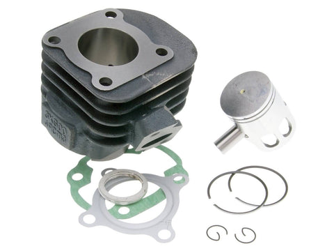 cylinder kit 50cc for CPI, Keeway Euro 2 inclined, 12mm