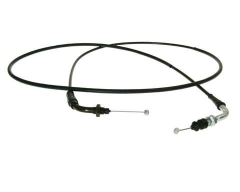 throttle cable 200cm for Kymco Agility, China scooters 4T type II (with thread)