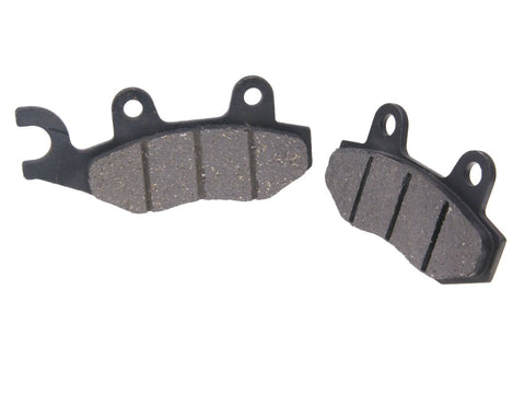brake pads for Kymco Agility, Like, Vitality