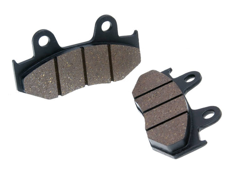 brake pads for Suzuki AN Burgman 250, 400 96-00