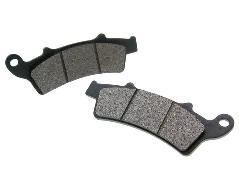 brake pads organic for Aprilia Atlantic, Kymco People GT, Malaguti, Piaggio