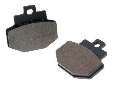 brake pads for Benelli, Gilera DNA 125, 180, Runner 125, 200, Piaggio, Vespa GT, GTS, GTV