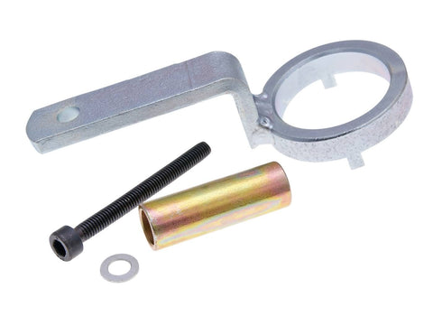 variator holder / blocking tool for Piaggio 250-300cc 4T