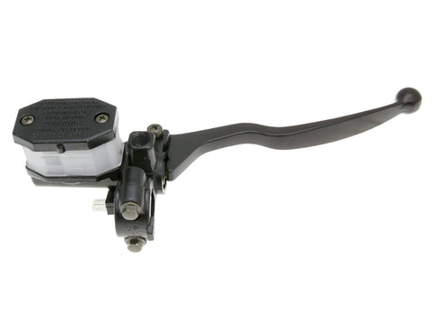brake cylinder with lever right-hand - M8 mirror mount