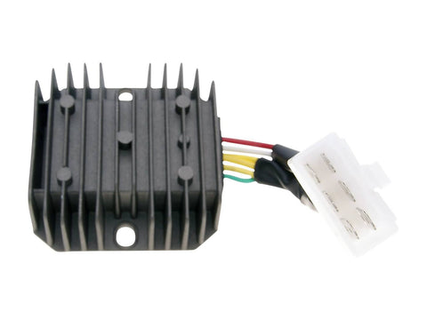 regulator / rectifier 6-pin incl. wire for GY6 50-150cc, MuZ Moskito