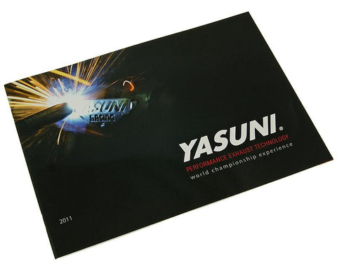 YASUNI general catalog 2016-2017